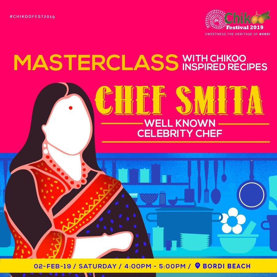 Masterclass by Chef Smita